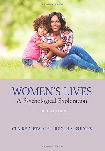 (Women's Lives: A Psychological Exploration (3rd Edition))
