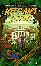 Keegan's Point (The Good Bad Guys Book 1)