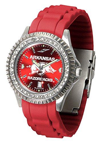 Arkansas Razorbacks Sparkle Women's Watch Arkansas Razorbacks Ladies Sport Watch