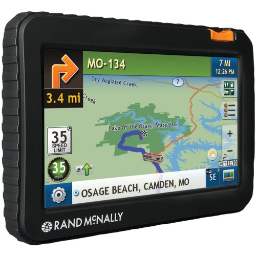 Discover Bargain Rand McNally RVND 7720 7-Inch RV GPS with Free Lifetime Maps (Discontinued by Manuf...
