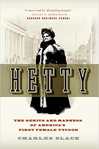 hetty green book