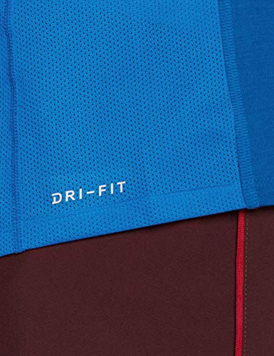 Débardeur M Sport Nike Bleu 403 Nk Tank Miler De Homme htr Blue signal IFqUqYd