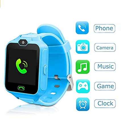Onewell Kids Smart Calling/Reloj de Pulsera con música ...
