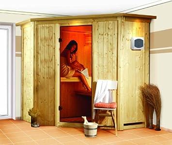 Karibu Holztechnik Gmbh Sauna Karibu Kira 1 68 Mm Exklusive Optik