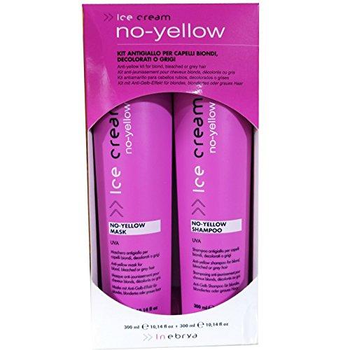 inebrya ice cream shampoo - 3