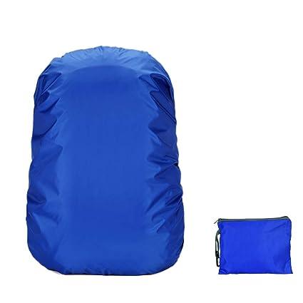 Wrolem Cubierta Impermeable para Mochila (30-80 L), Capa Interior Reforzada,