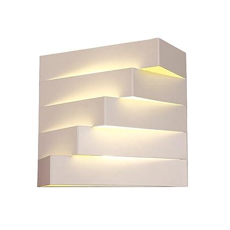 2 Moderno Pared E27 De Creativo Diseño Luz Bombilla Aplique v6Y7fIbgy