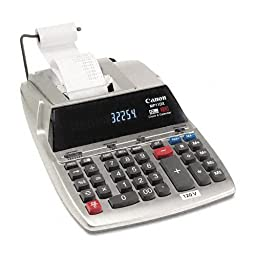 CNMMP11DX - Canon MP11DX Printing CalculatorMP11DX Printing Calculator