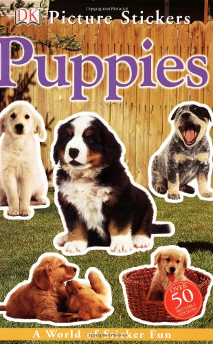 Download Puppies (DK Picture Stickers) ebook