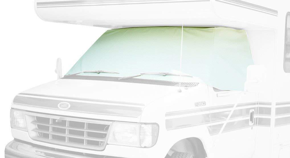 Renewed White ADCO 2422 Class C Sprinter RV Motorhome Windshield Cover