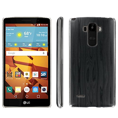 [ArmorXtreme] Phone Case for LG G Stylo LS770 / LG G4 Note Stylus / LG G Stylo H631 / MS631 [Clear] [Ultra Slim Cover Case] - [Dark Wood Print] -  ArmorXtreme for LG G Stylo H631