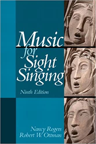 music for sight singing 9th edition mysearchlab with etext access card package music for sight singingmusic for sight singing by nancy rogers and robert ottman