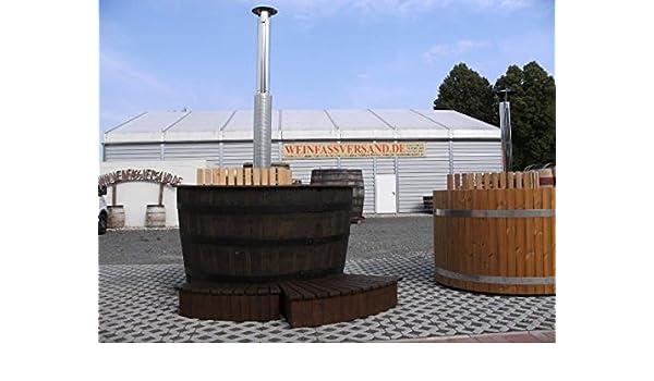 junit gf210 X 165 de Deluxe de baño Barril, platillos de inmersión de baño de sauna bottich d.175 cm: Amazon.es: Jardín