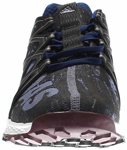 Adidas Prestanda Kvinna Vigor Studs W Löparskor Super Lila S16 / Svart / Enhet Bläck F16