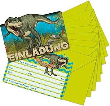16 Pièces Comprenant 8 Cartes D Invitation Avec 8 Enveloppes