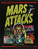 img - for Gurps Mars Attacks book / textbook / text book