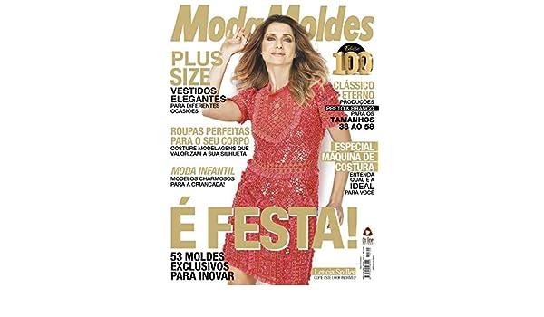 Moda Moldes Ed 100 (Portuguese Edition) eBook: On Line Editora: Amazon.es: Tienda Kindle