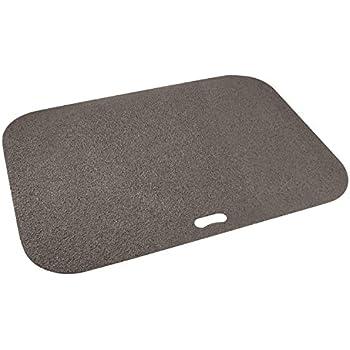 Amazon Com The Original Grill Pad Gray Grill Pad