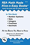 Number Systems, Sets, Integers, Fractions and Decimals, Research & Education Association Editors, 0878912002