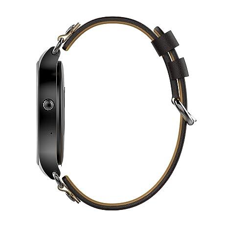HANG Smartwatch KW98, Reloj GPS de posicionamiento Android Monitor ...