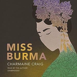 Miss Burma Audiobook