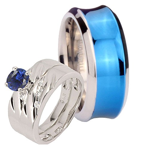 Sterling Silver Concave Ring - 9