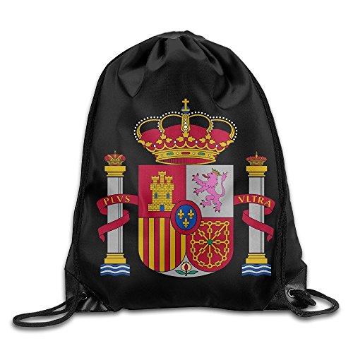 MaNeg Spain Soccer Team Gym Drawstring Backpack&Travel - Oakley Spain