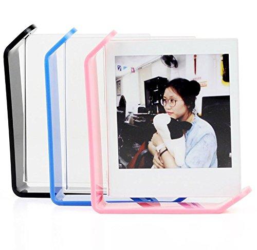 100 3/libre acr/ílico Fujifilm Instax cuadrado marcos de fotos de pel/ícula instant/ánea
