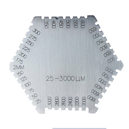 wet film comb - 3