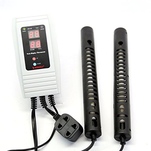 Temperature Controller Thermostat 1000W Heater Heating AC100~240V Aquarium tank Globally by Aquarium Equip