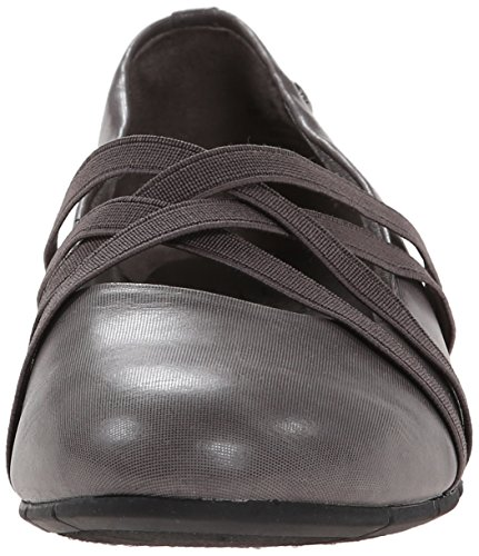 Lifestride Womens Nea Flat Grey
