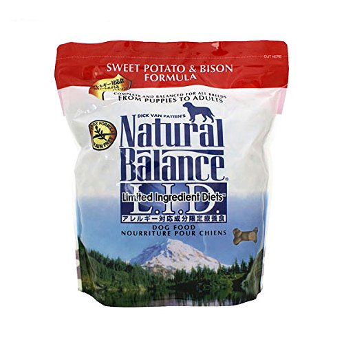 Natural Balance Fat Dog Food Ingredients