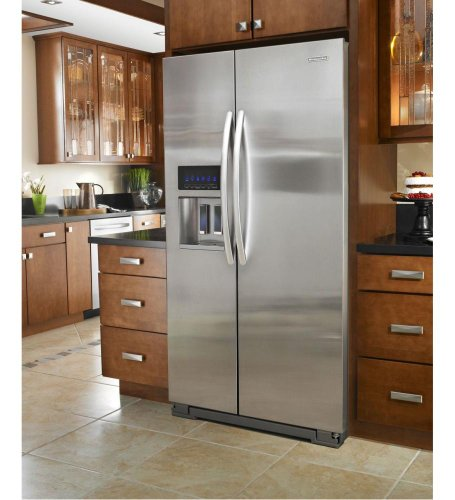 Exceptionnel Amazon.com: Kitchenaid KSC23C8EYY 35 1/2 Inch, 23 Cu. Ft. Counter Depth Side  By Side Refrigerator: Appliances