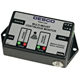 Desco 19228 Multi-Mount Continuous Monitor