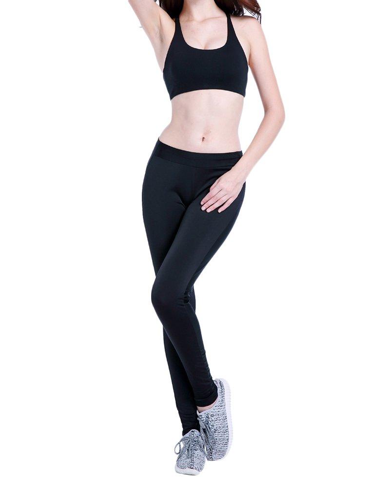 Mujer Pantalones Deportivos Largos para Training Running ...