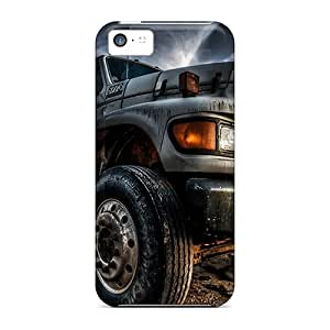 New Style Ggohappycases123 Hard Cases Covers For Iphone 5c