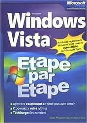 Windows Vista Etape par Etape
