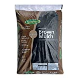 GARICK BG2CFDMBRGT Green Thumb Brown Mulch, 2 cu. ft.