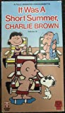 It Was a Short Summer, Charlie Brown [VHS]