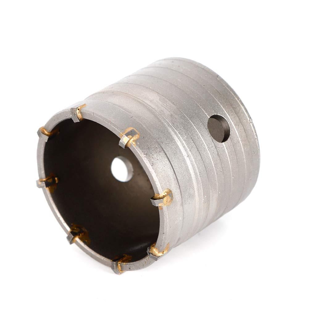 malet/ín de aluminio di/ámetro 30//40//68//80//100/mm huecas Juego de corona de perforaci/ón con SDS plus 9/piezas Coronas perforadoras de hormig/ón