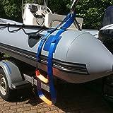 Rib, Inflatable Boat Boarding Ladd