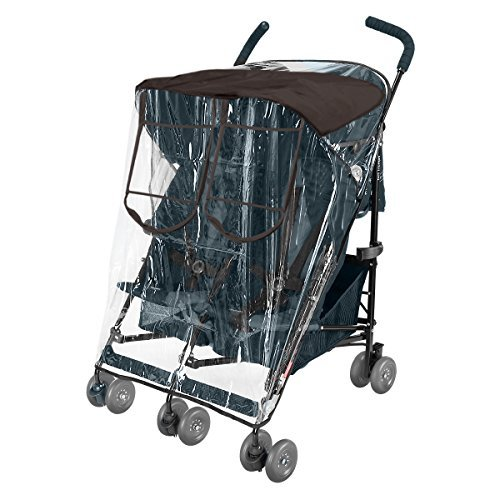 Rain Cover For Double Pram - 5