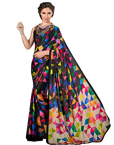 Ruchi Mart Bollywood Indian Bhagalpuri Silk Saree Party Wear Wedding Designer Sari