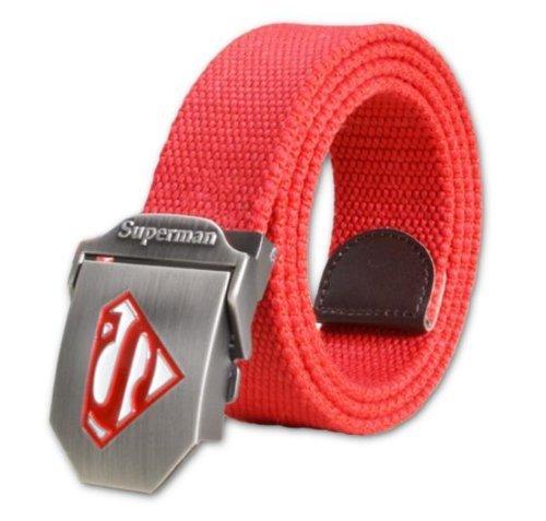 1 X Fashion Belt Buckles Superman Logo Waistband Boy's Belt Buckles