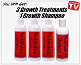Nutrifolica Natural Hair Loss Treatment with a Free Bottle of Shampoo