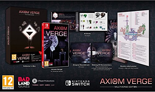 Axiom Verge - Multiverse Edition [Switch]
