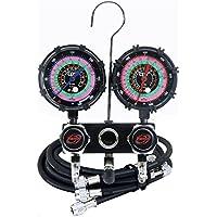 CPS MV2H4P5Z Blackmax Vortech 2 Valve Manifold, with 5 Premium Hose Set