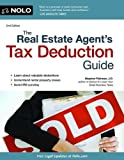 The Real Estate Agent's Tax Deduction Guide, J.D., Stephen Fishman, 1413317642