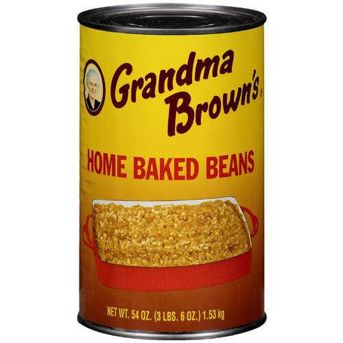 Grandma Brown's Home Baked Beans - 54 oz