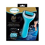 Amope Pedi Perfect Wet & Dry Foot File, Callous Remover for Feet, Hard and Dead Skin - Rechargeable & Waterproof